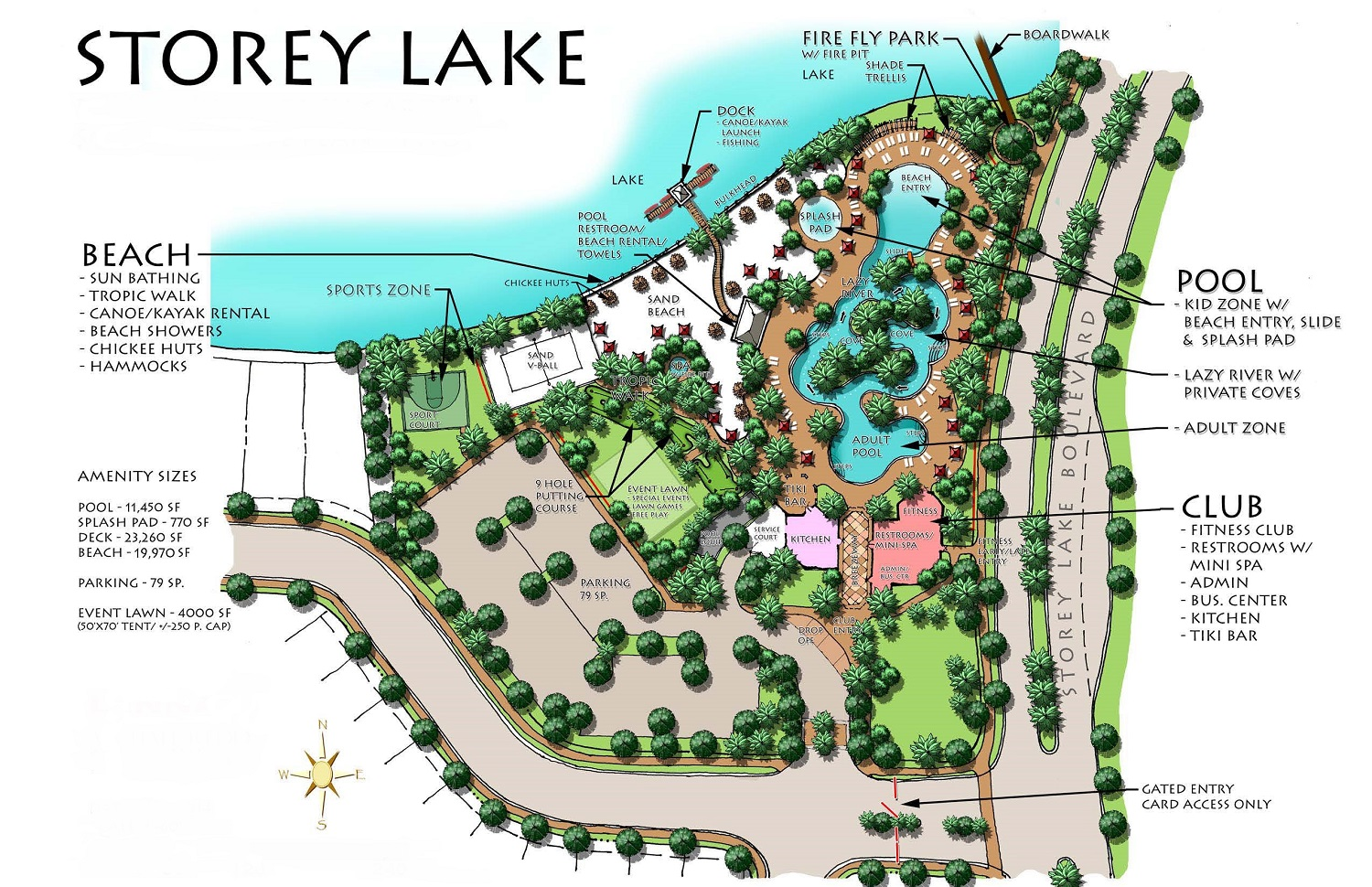Storey Lake Vacation Home Sales Story Lake Resort Florida